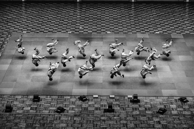 Taekwondo North Korea Style