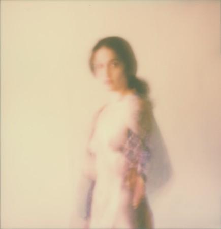 Untitled Polaroid Self Portrait